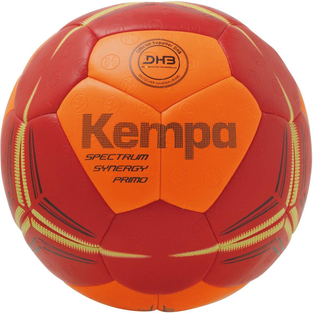 Kempa Handbal - rood/oranje Maat 3 kopen