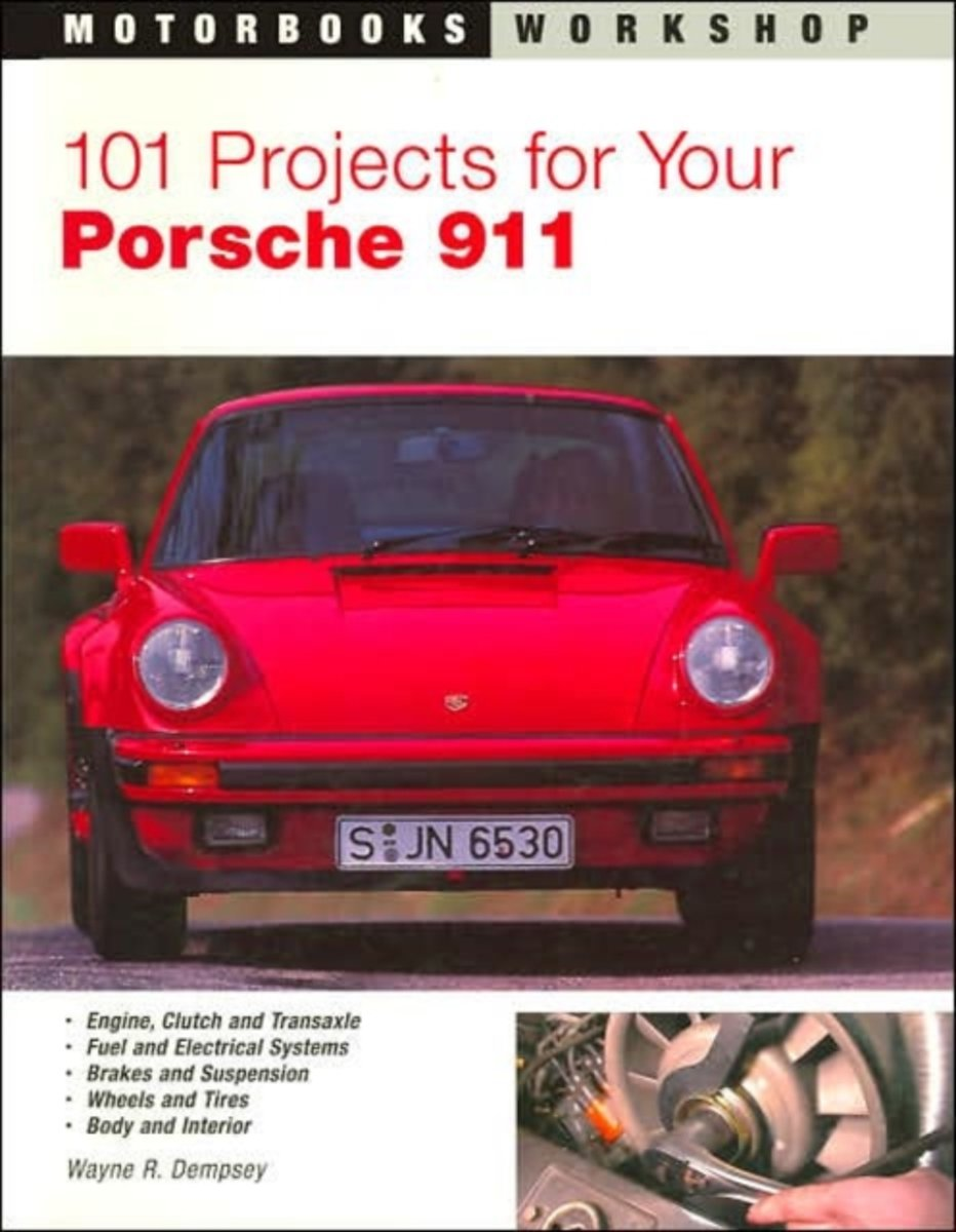 bol.com | 101 Projects for Your Porsche 911 1964-1989, Wayne Dempsey |  9780760308530 | Boeken