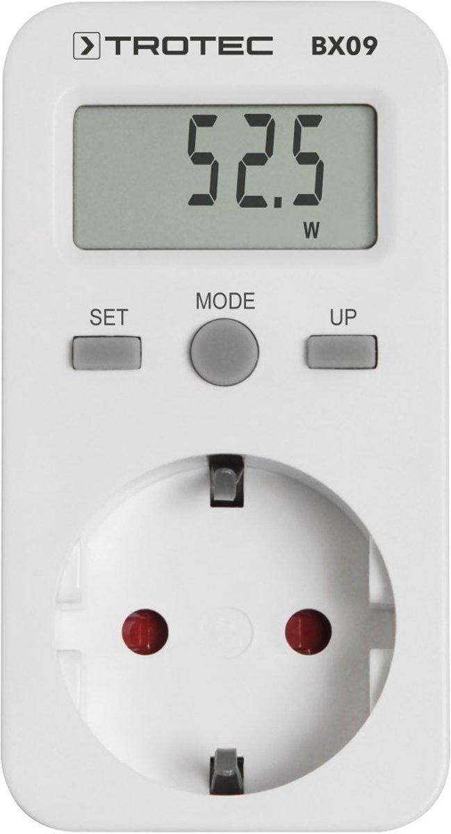 Trotec BX 09 energiekosten - meetapparaat kopen