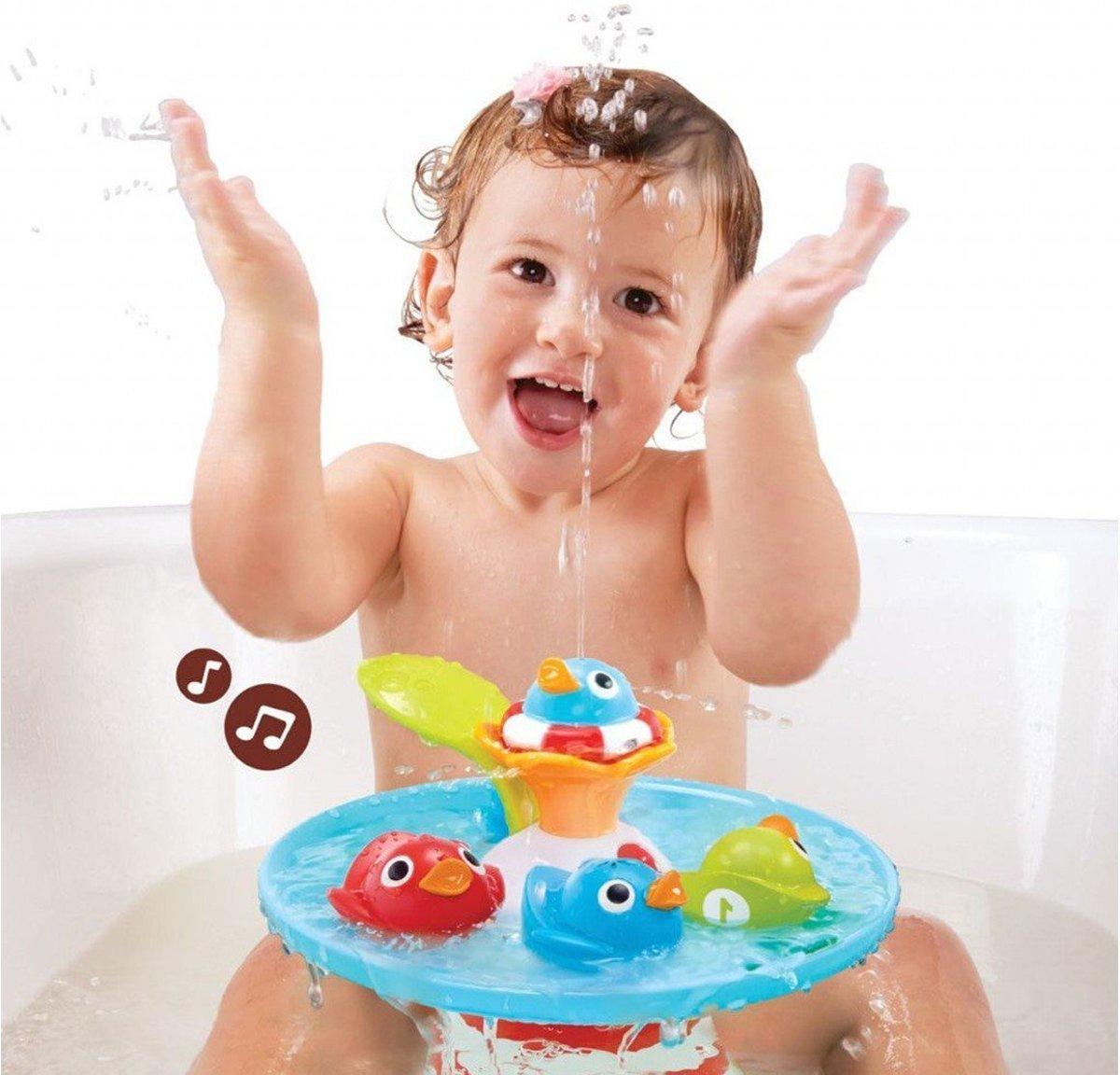 4e12429db82812 bol.com | Yookidoo - Badspeelgoed - Musical Duck Race - One Size, Yookidoo  | Speelgoed