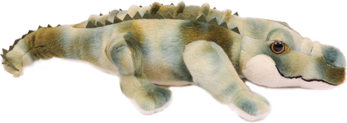 Afbeelding van product PIA Soft Toys  Krokodil groen 50 cm