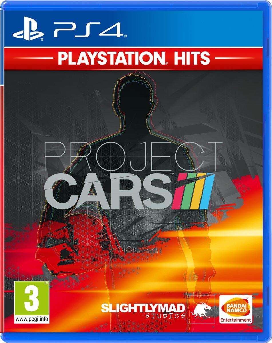 Project Cars - PlayStation Hits PlayStation 4