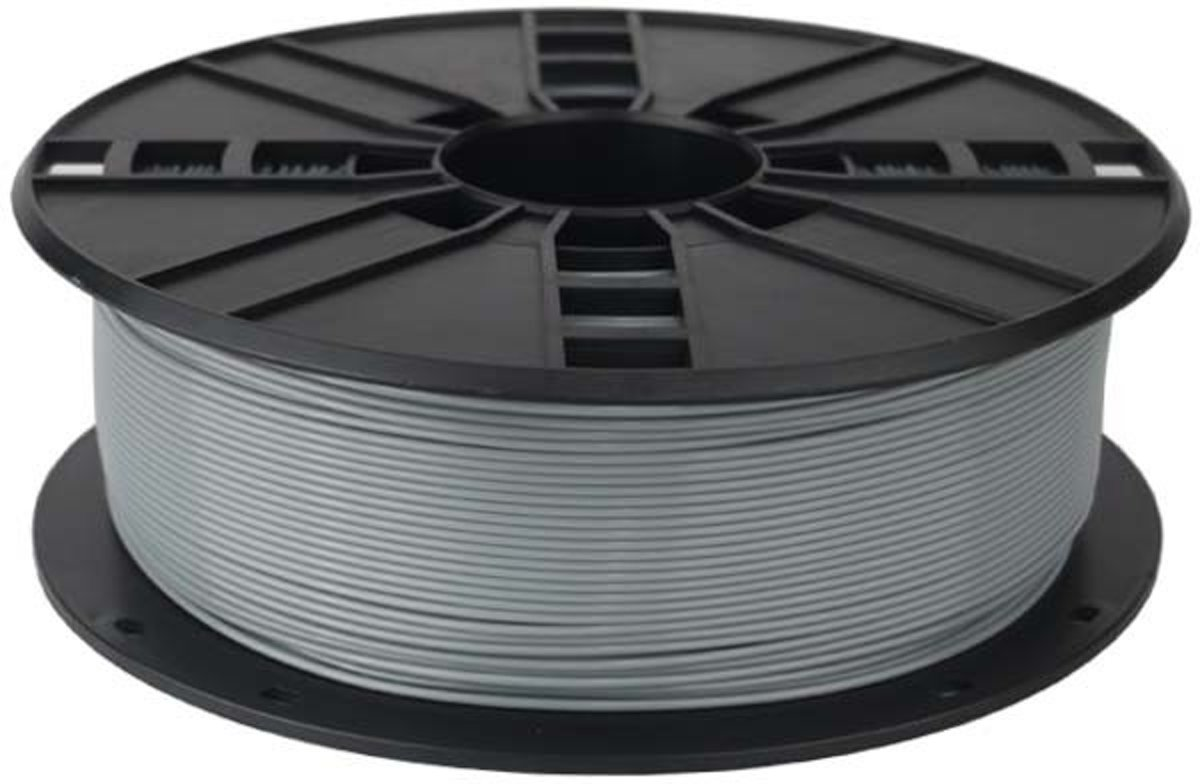Gembird3 3DP-ABS1.75-02-GR - Filament (600 g) ABS, 1.75 mm, grijs