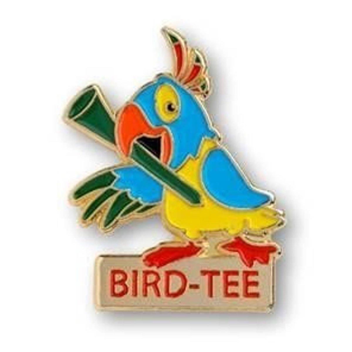 "Golfbal marker ""Bird-Tee"" kopen"