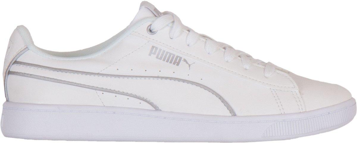 Puma Vikky Ribbon Sneakers Maat 37.5 Vrouwen blauw