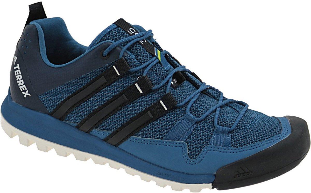 adidas Terrex Solo Schoenen Heren blauwzwart Schoenmaat 8,5 | 42 23
