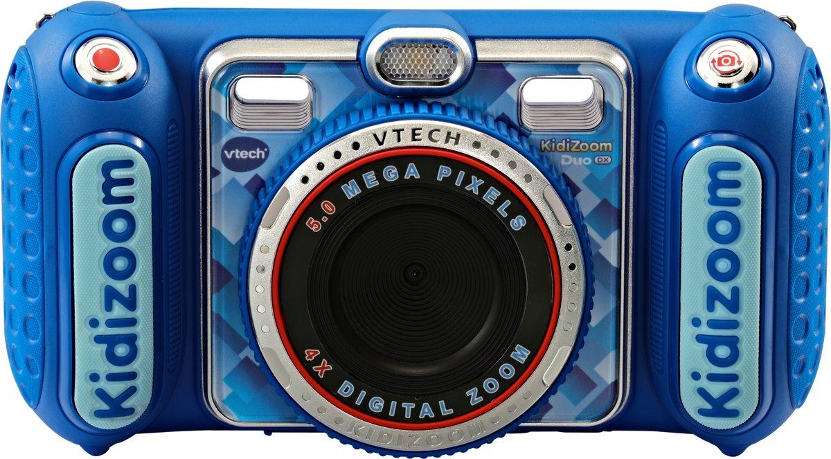 VTech Kidizoom Duo DX Blauw - Speelgoedcamera