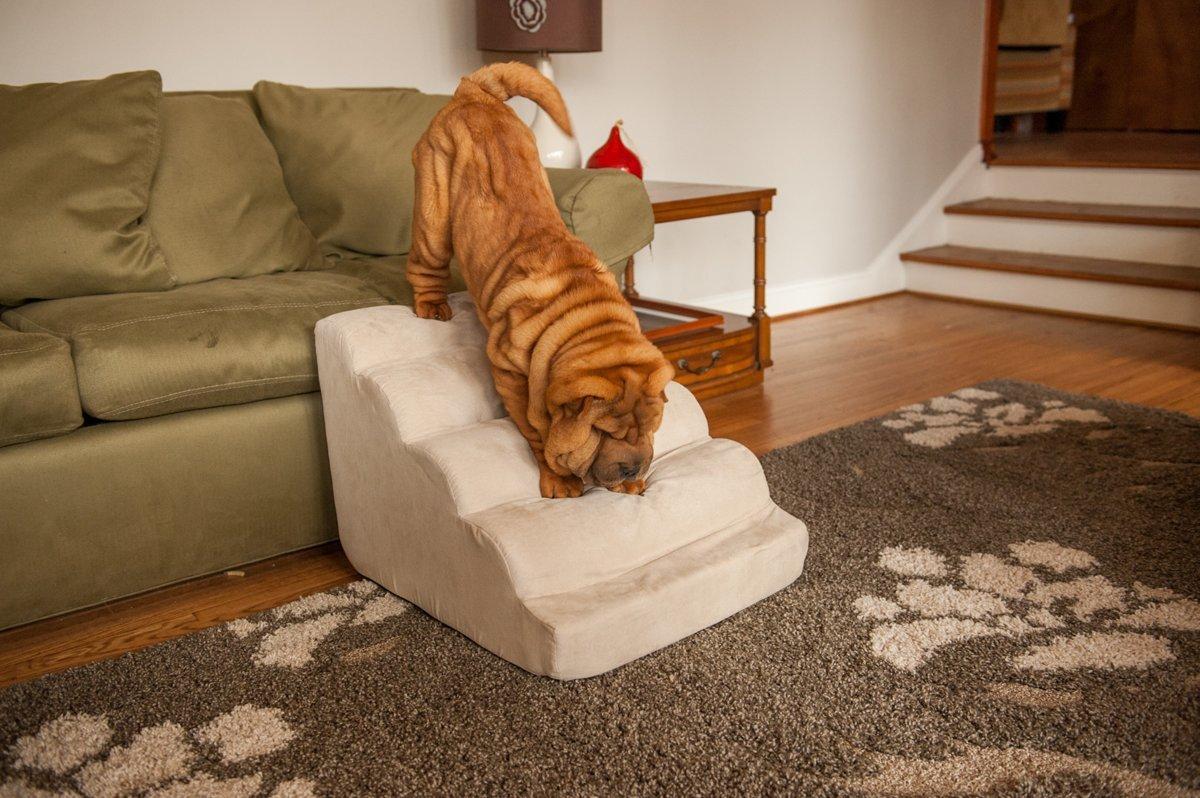 Snoozer Pet Products - Hondentrap - Bruin - Large 53 x 53 x 76 cm kopen