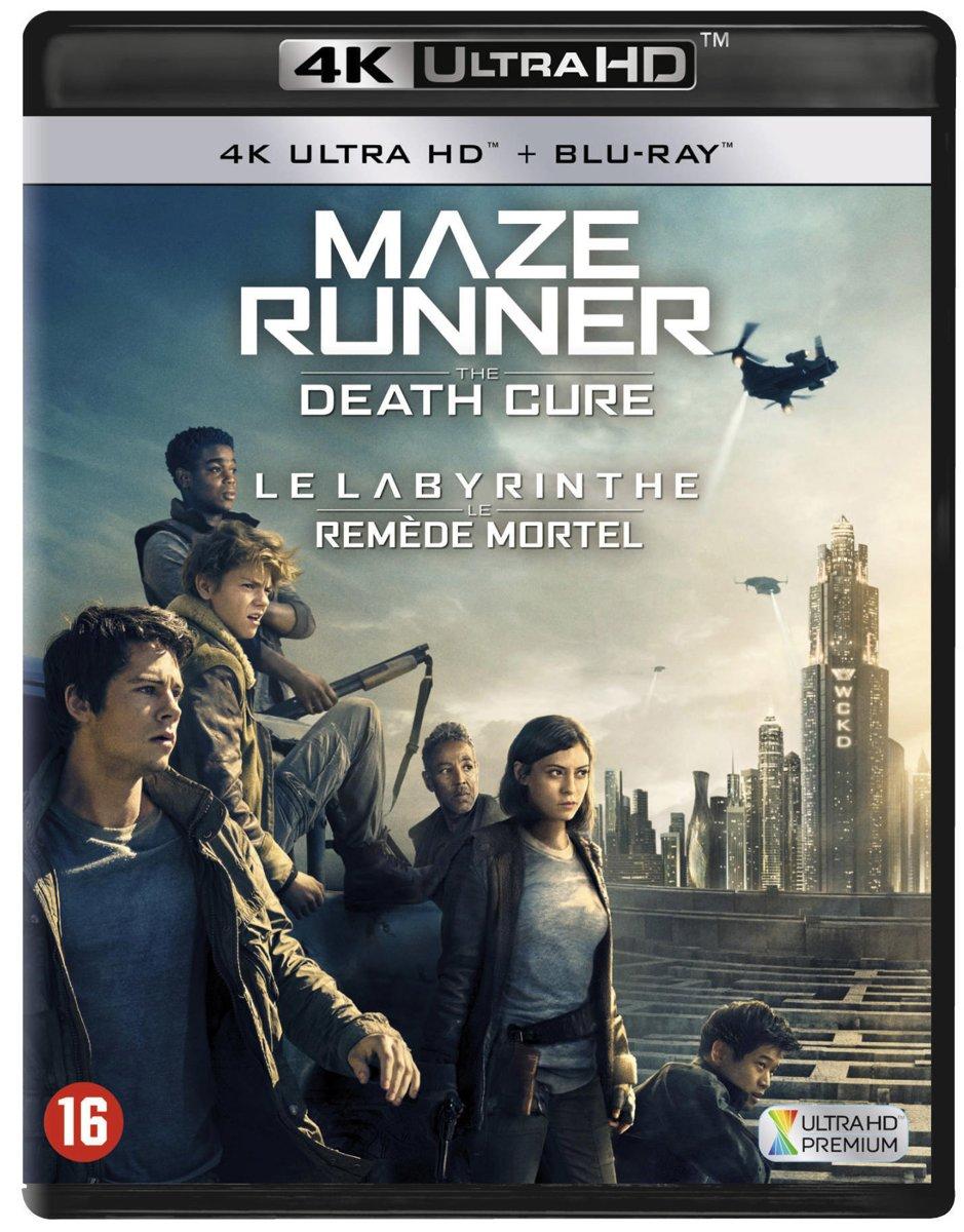 Maze Runner: The Death Cure (4K Ultra HD Blu-ray)-