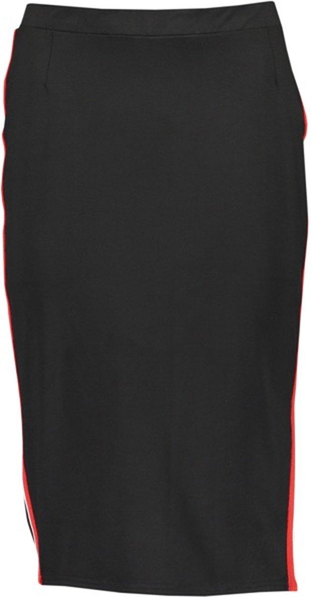 Blue Seven dames rok zwart trendy - maat 46 kopen