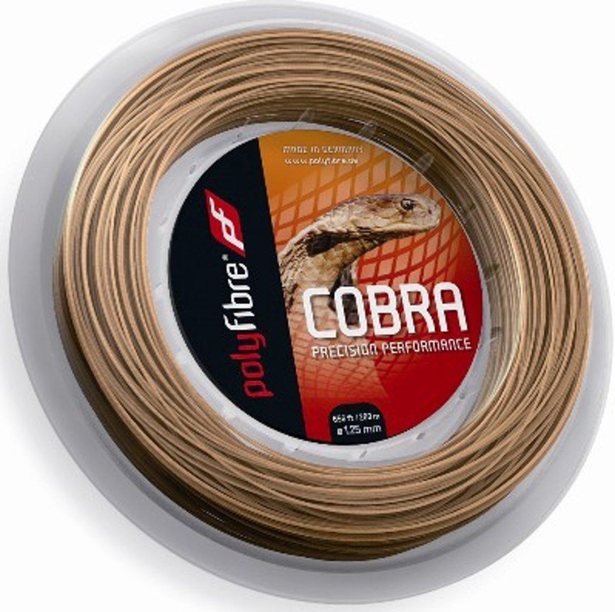 Polyfibre Cobra 200 m. tennissnaar 1,20 mm. kopen