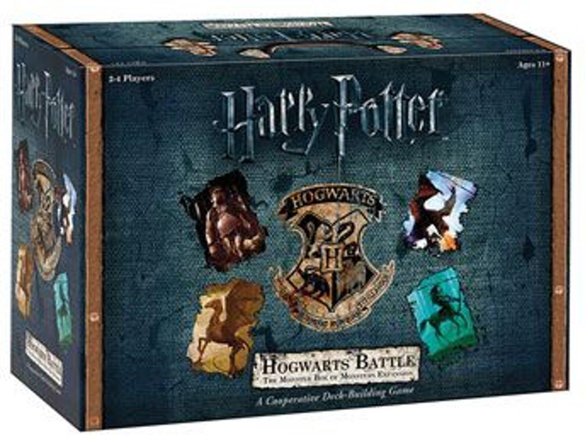 Harry Potter Hogwarts Battle The Monster Box