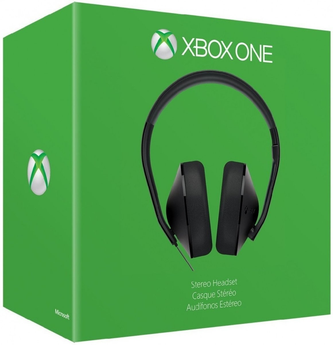 Microsoft Official Xbox One Stereo Headset and Headset Adapter - Xbox One kopen