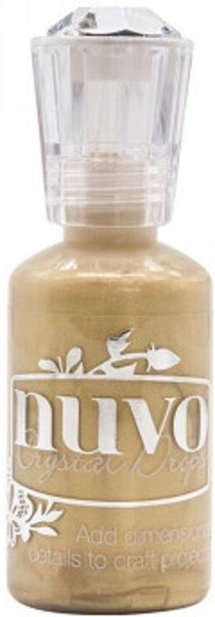Afbeelding van product Tonic Studios • Nuvo crystal drops mustard gold