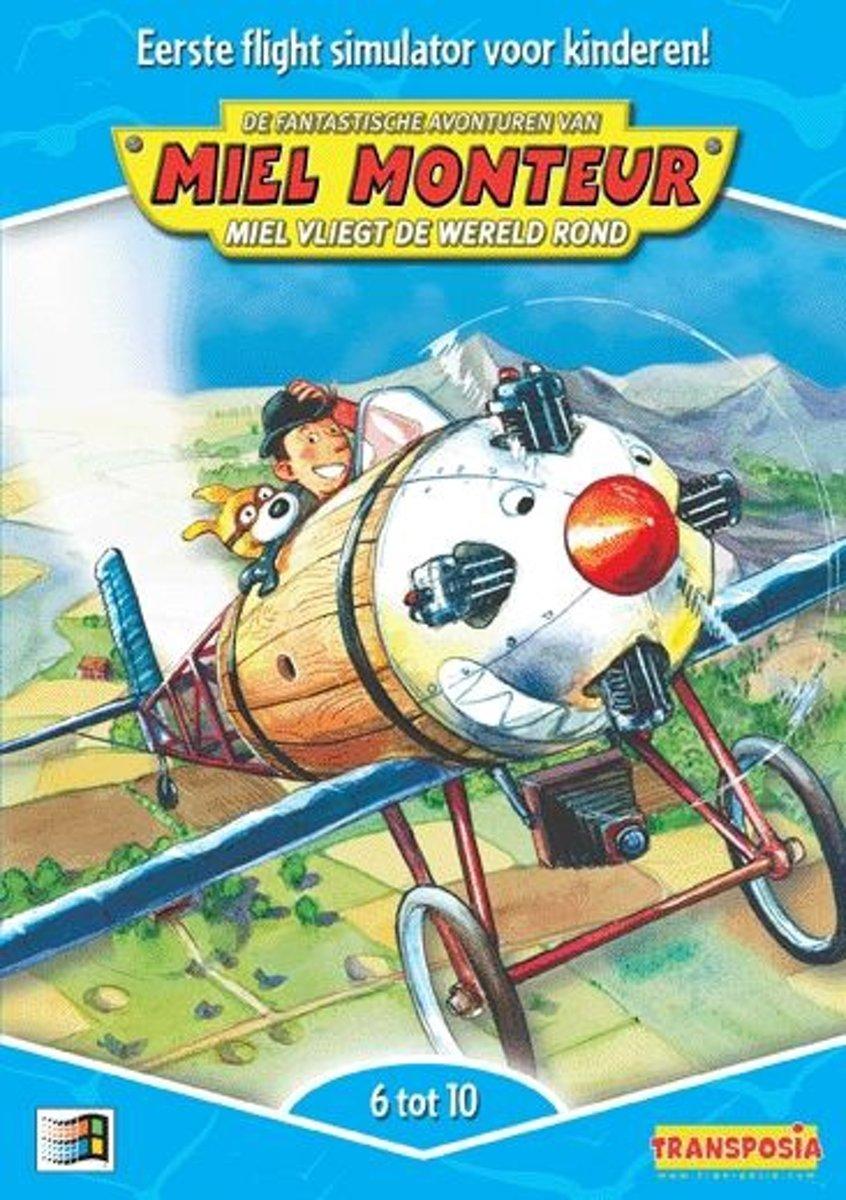 Miel Monteur 3, Miel Vliegt De Wereld Rond kopen