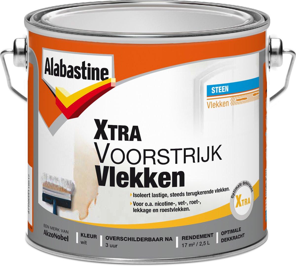 Alabastine Voorstrijk Vlekken 2,5 Ltr kopen