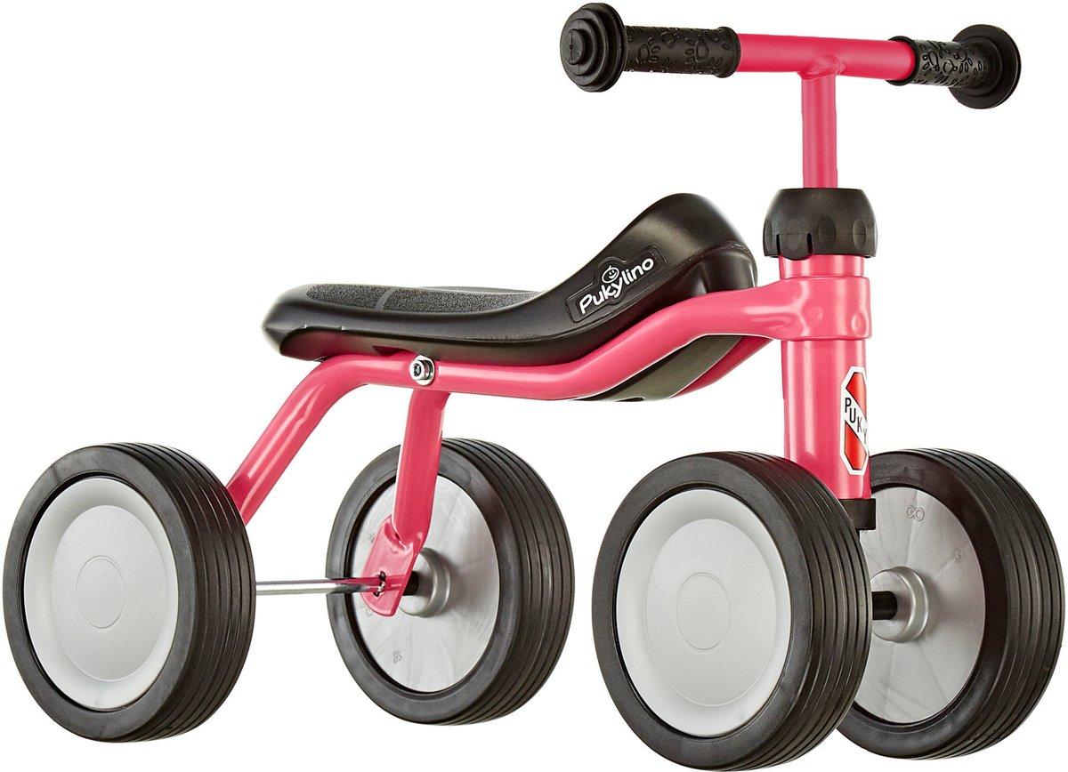 Loopfiets Puky roze 12 maanden/75 cm