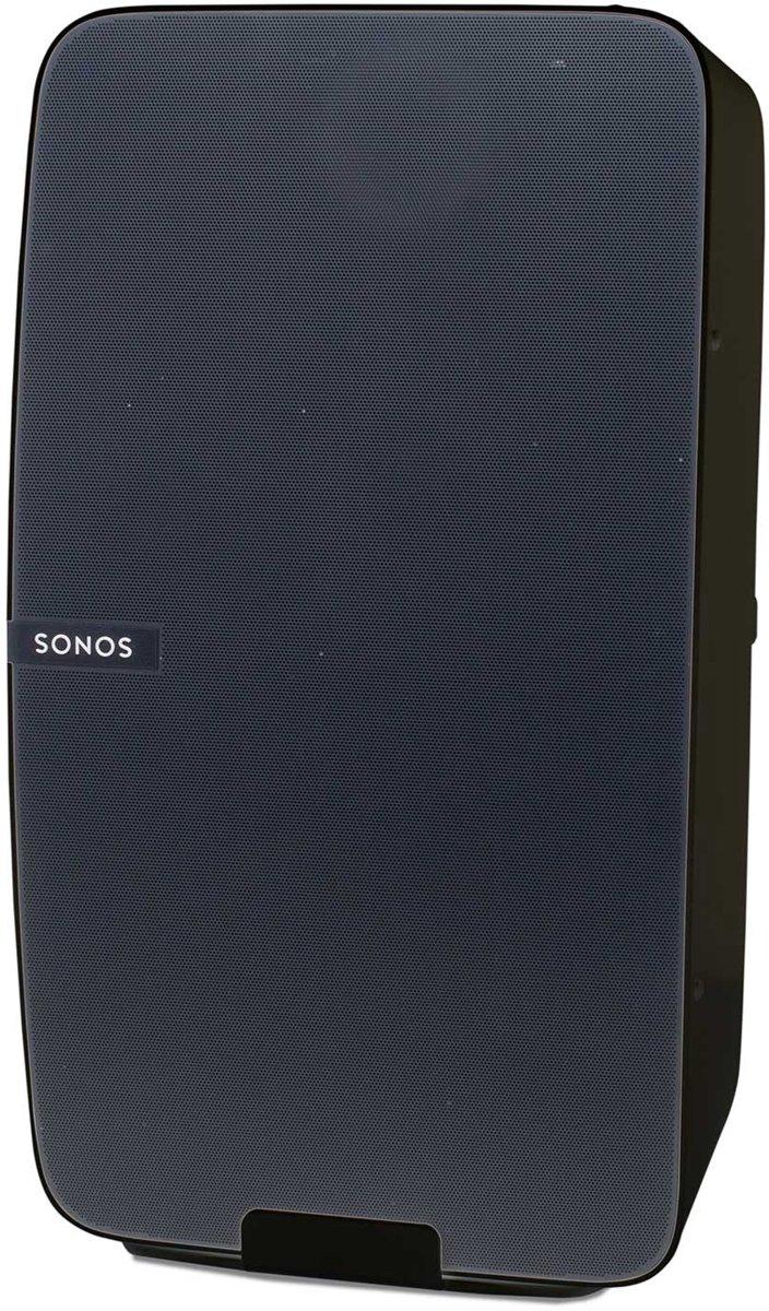 Vebos muurbeugel Sonos Play 5 gen 2 zwart - verticaal kopen