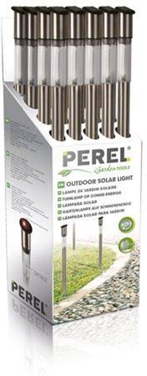 Perel Tuinverlichting op zonne-energie 70cm kopen
