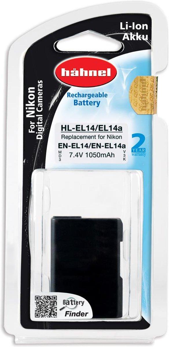 HAHNEL HL-EL14 Nikon kopen