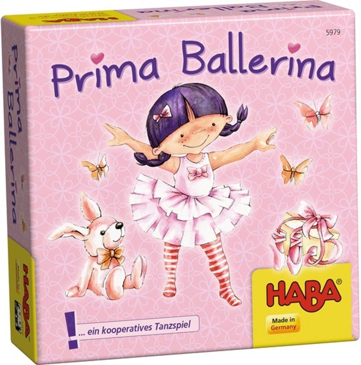 Haba Kinderspel Prima Ballerina (du)