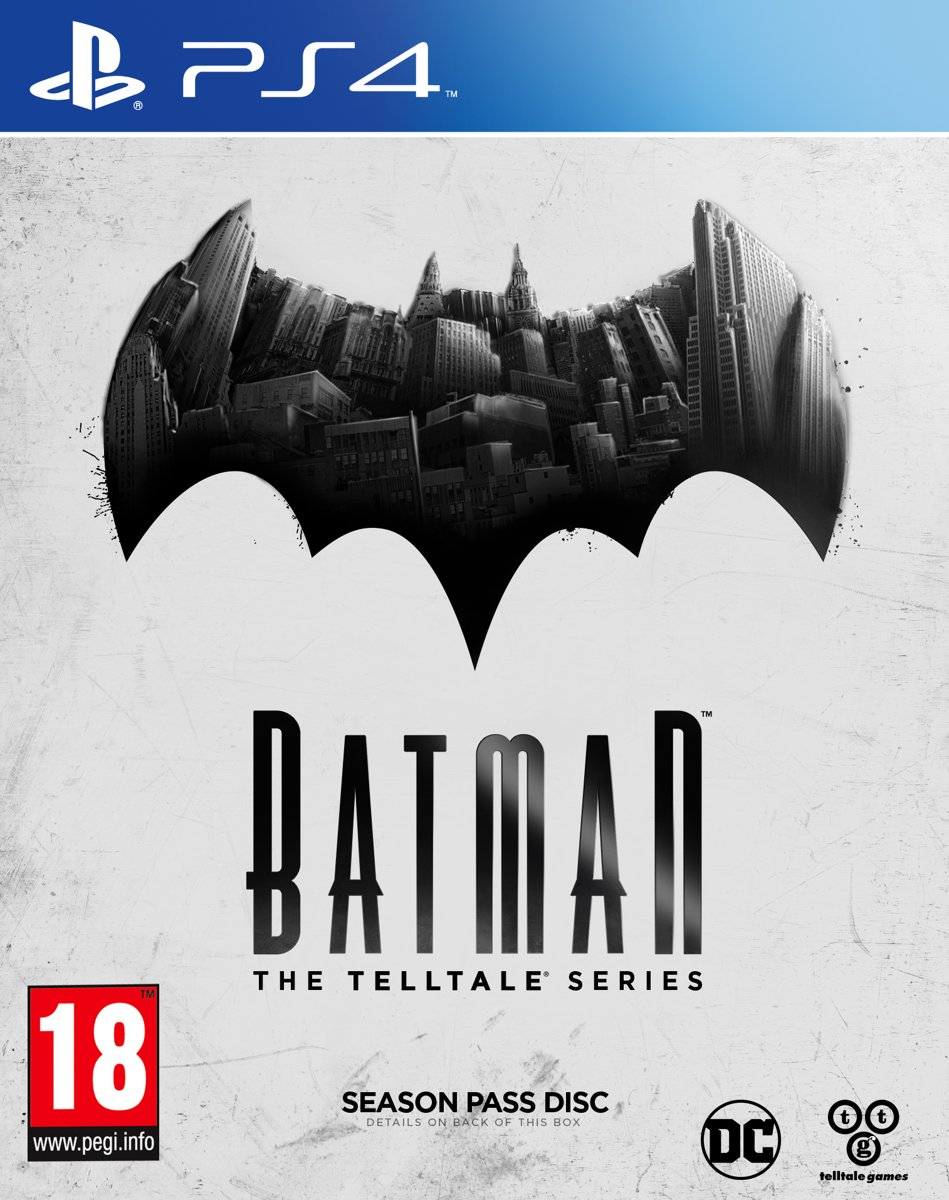 Batman: The Telltale Series PlayStation 4