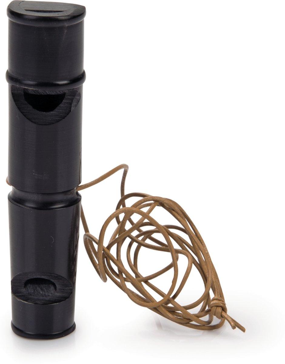 Beeztees - Hondenfluitje - 2 Toon - Groot - 9x2 cm kopen