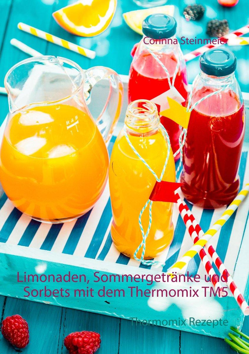bol.com | Limonaden, Sommergetränke und Sorbets mit dem Thermomix ...