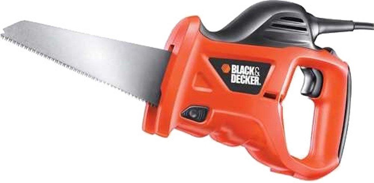 Black & Decker 400W Elektrische handzaag KS880EC