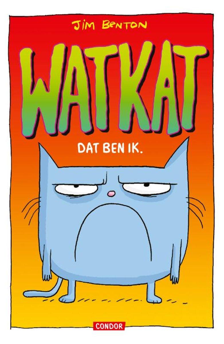 bol.com   Watkat - Watkat, Jim Benton   9789492899835   Boeken
