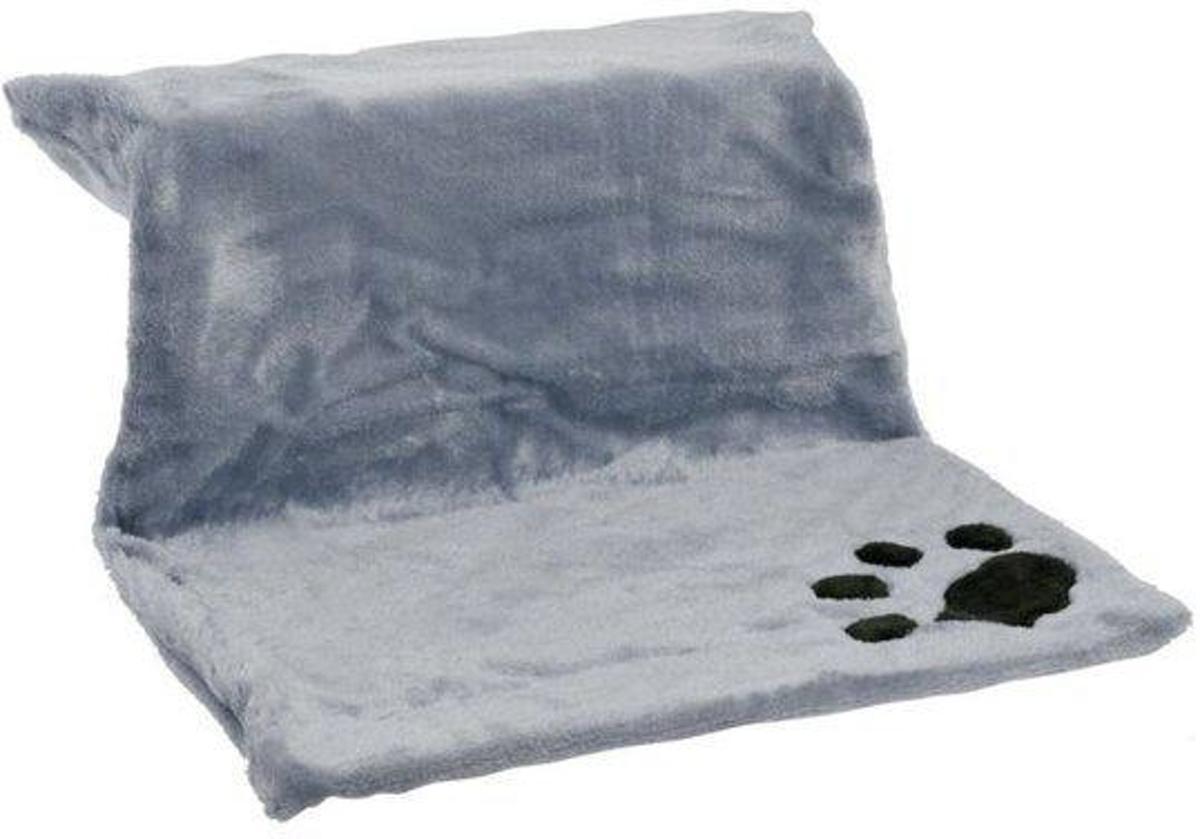 Katten Radiatorhangmat - 46 x 30 x 23 cm - grijs kopen