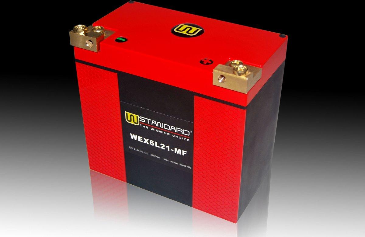 E-Lithium motor accu 21A Links kopen