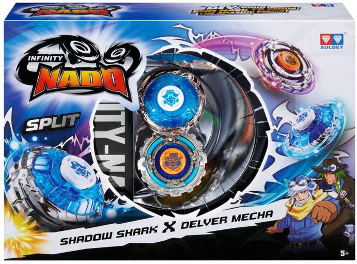 Infinity Nado Shadow Shark Delver Mecha