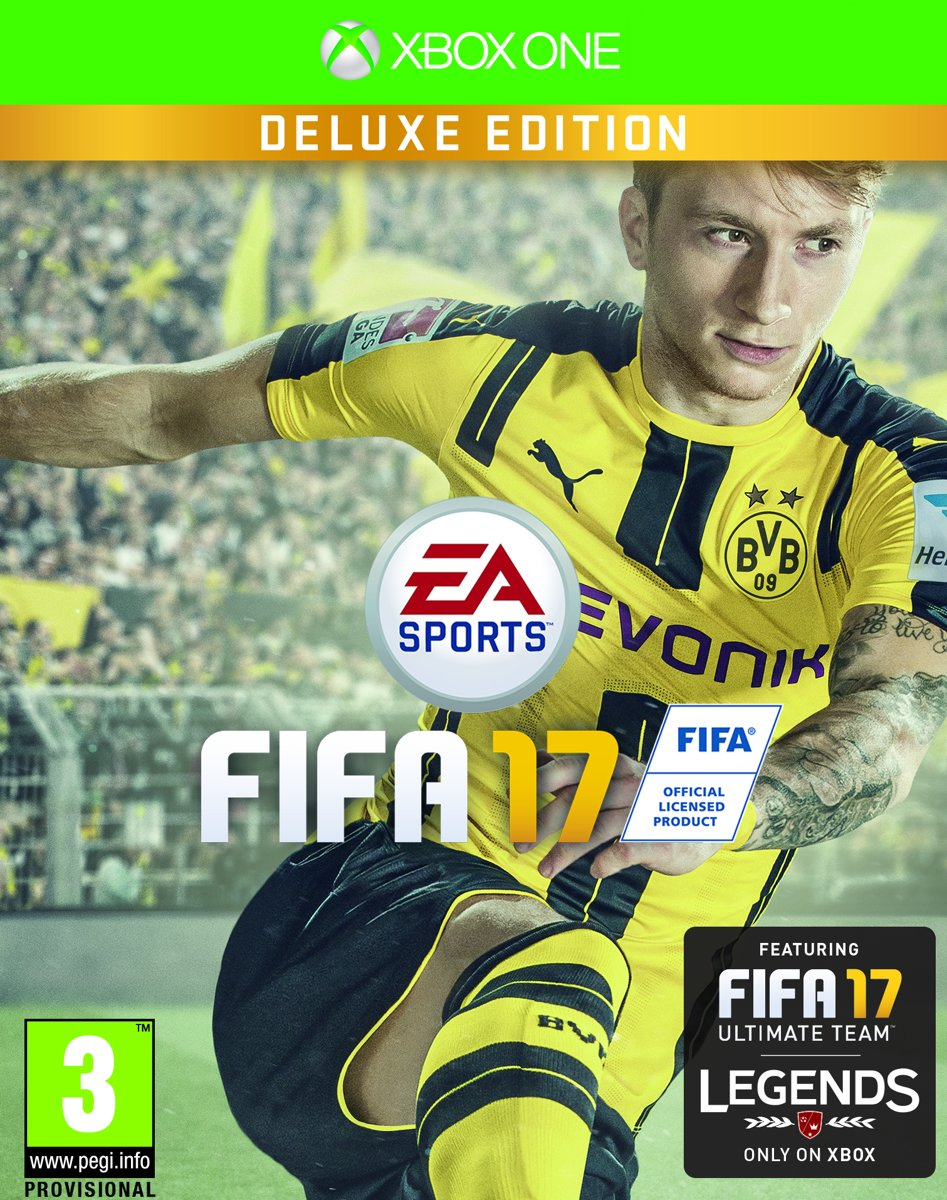 FIFA 17 - Deluxe Edition Xbox One