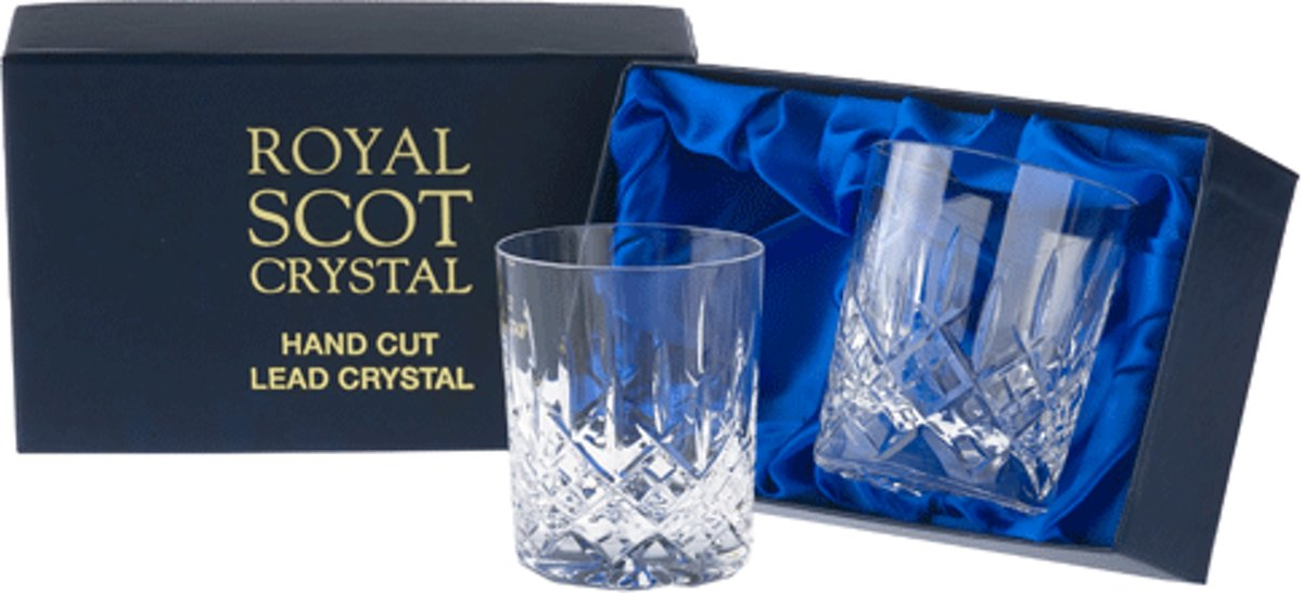 Royal Scot Crystal Presentationbox London kopen