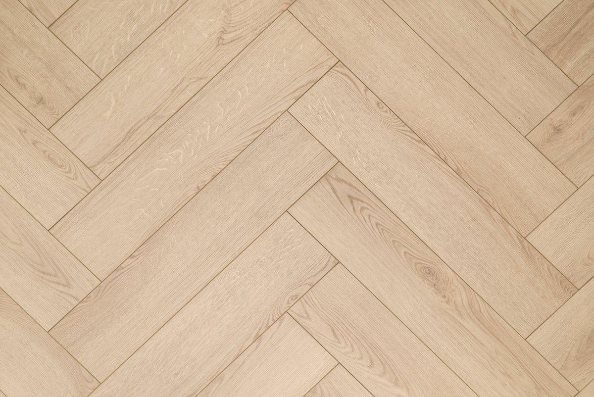Visgraat Laminaat Leggen : Bol.com floer visgraat laminaat vloer creme eiken 64 x 14 3 x 1 2 cm