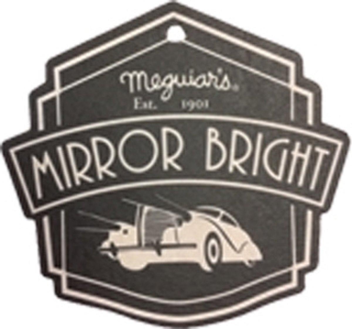 Meguiars Mirror Bright Air Freshener Cherry