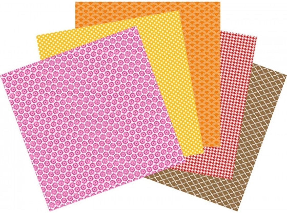 Afbeelding van product We R Memory Keepers • Washi adhesive sheet x 5