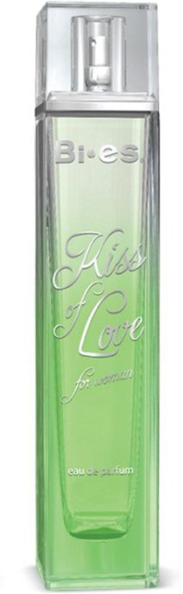 Foto van Bi.es Kiss of Love Green Eau de Parfum Spray 100 ml
