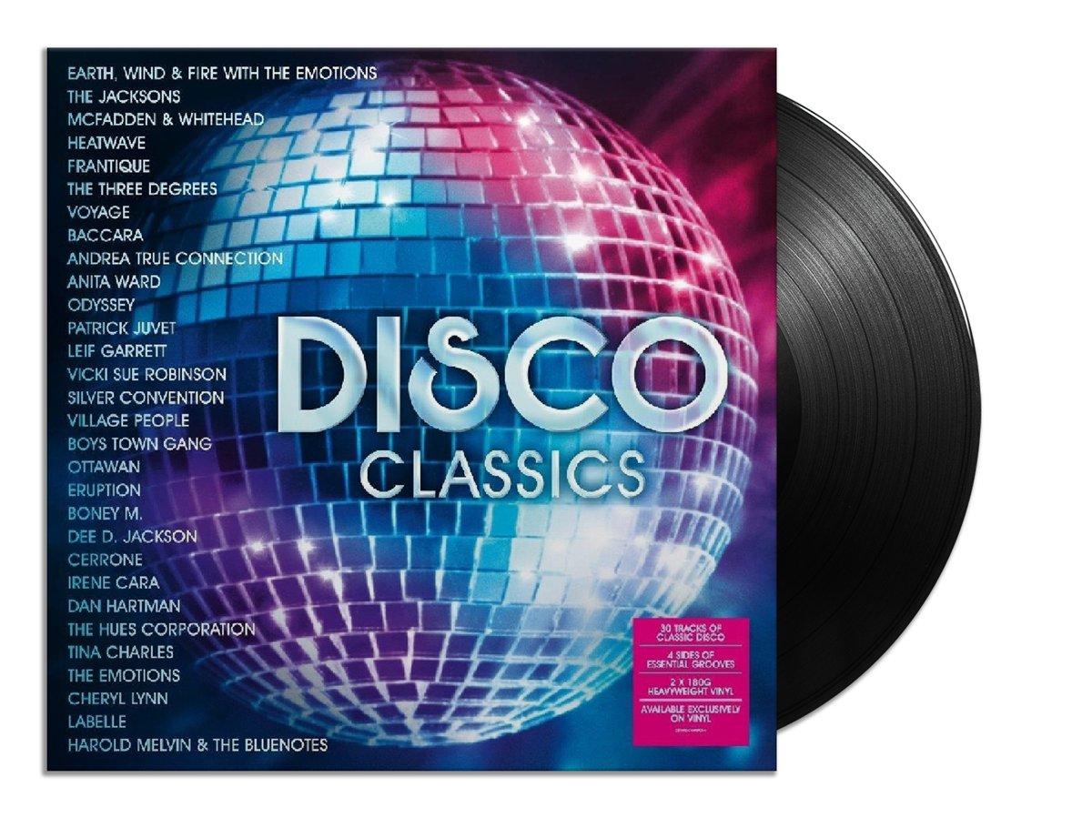 VARIOUS - DISCO CLASSICS | Vinyl kopen