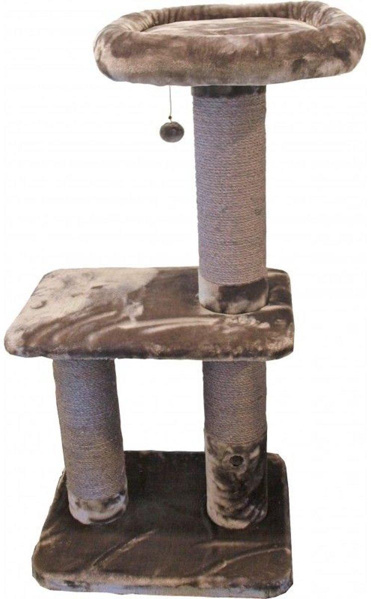 Boon Xxl Byrranga Krabpaal - Aubergine - 125 cm
