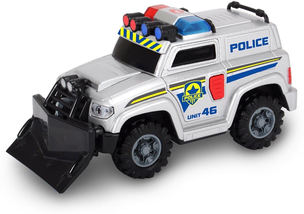 Dickie Action Series - Politiewagen (15cm)