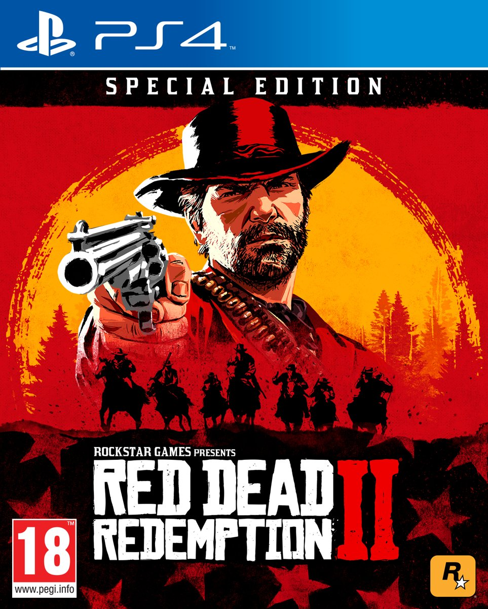 Red Dead Redemption 2 - Special Edition PlayStation 4