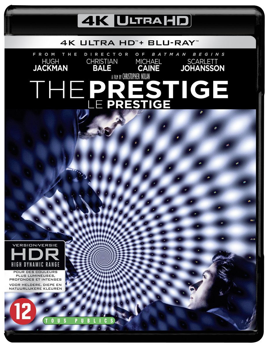 Prestige (4K Ultra HD Blu-ray)-