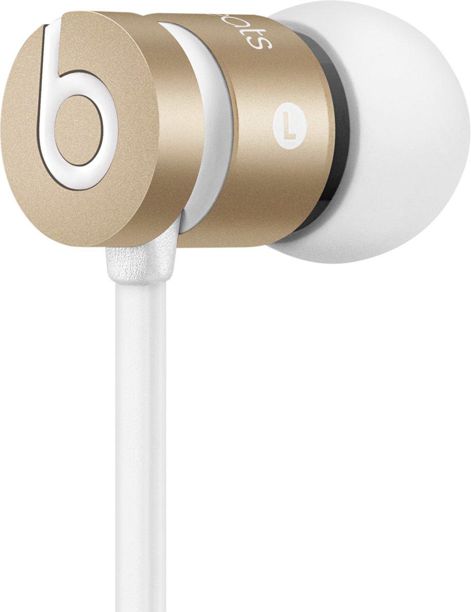 Beats by Dr Dre urBeats - In-ear oordopjes - Goud kopen