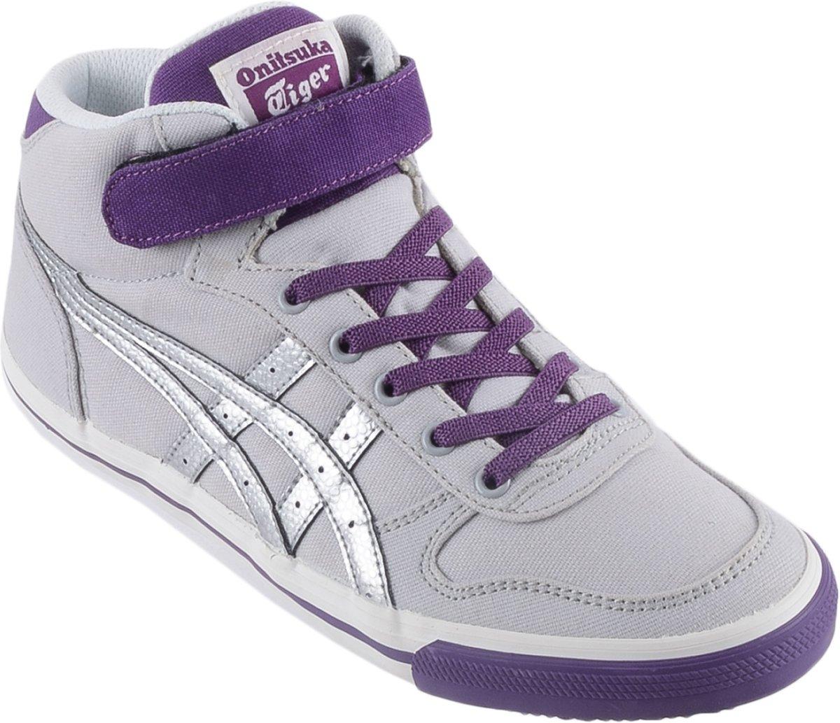 Asics Aaron Mt - Chaussures De Sport - Enfants - Taille 33 - Gris CjQQiI6