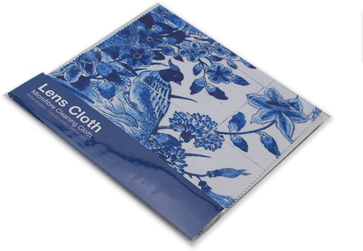 Lens cloths W, Delft blue Tiles Birds & Flowers kopen