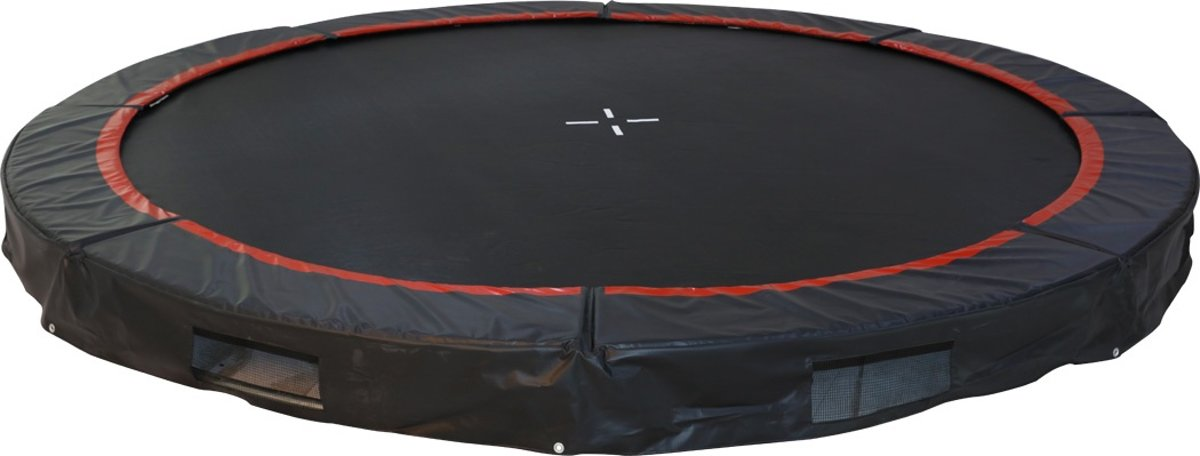 Small Foot Trampoline In-ground 366 Cm