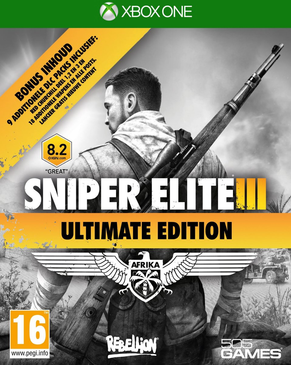 Sniper Elite 3 - Ultimate Edition Xbox One