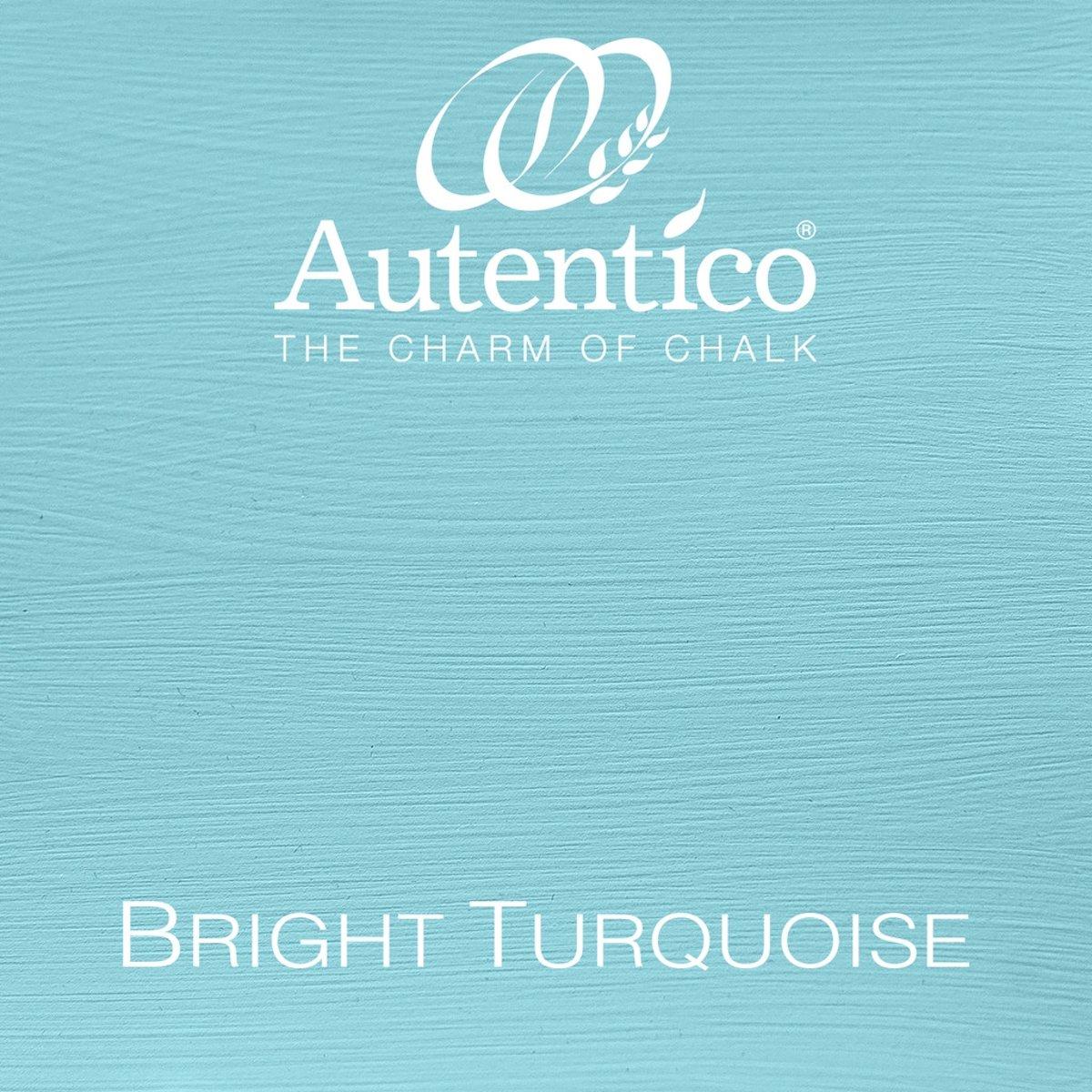Autentico Velvet 2.5 L   Bright Turquoise